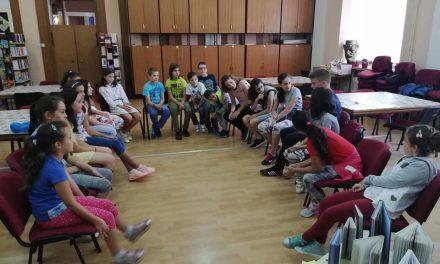 Прва летња креативна радионица – старија група