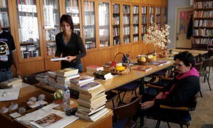 Посета првака и нови наслови у огранку Босут